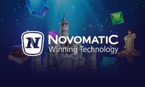 novomatic free spins